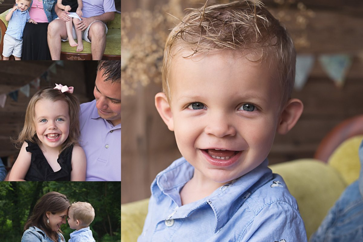 Summer Mini Sessions {Family}