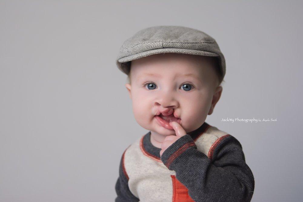 Landon {6 months}