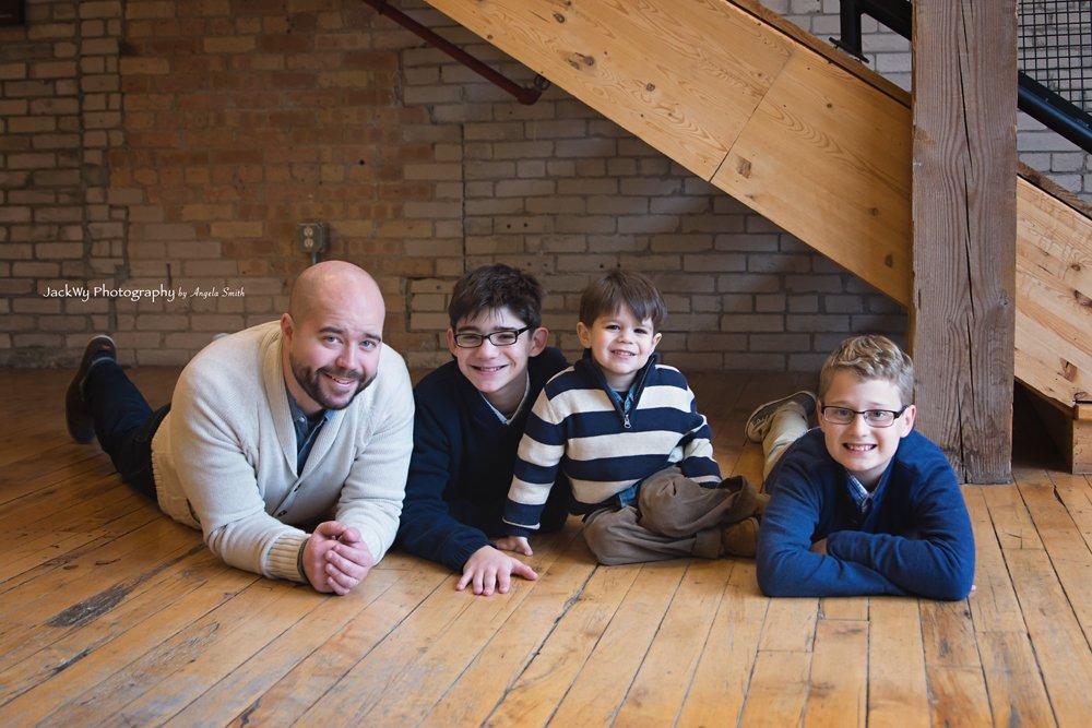 Spicer boys {family mini}