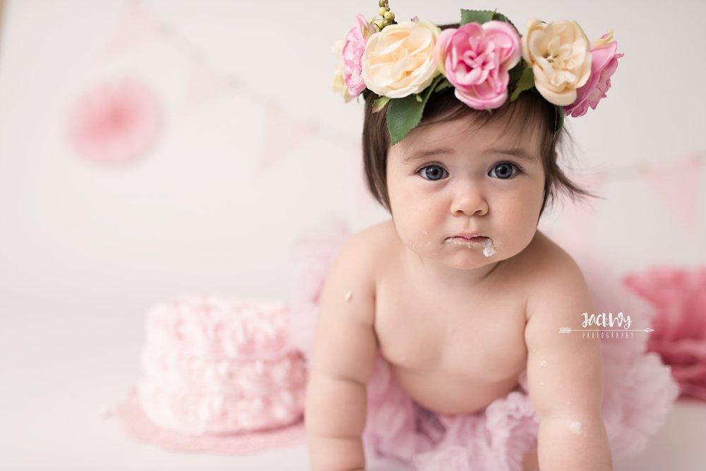 Kendall {cake smash}