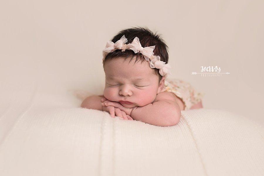 Olivia {newborn mini}