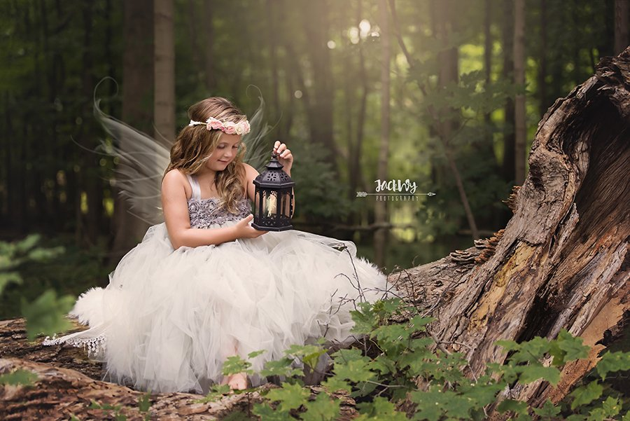 Woodland Fairy {Enchanted}
