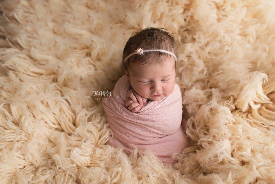 Ivy {newborn mini}