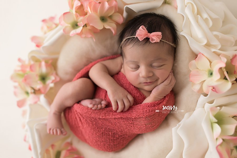 Viviana {newborn mini}
