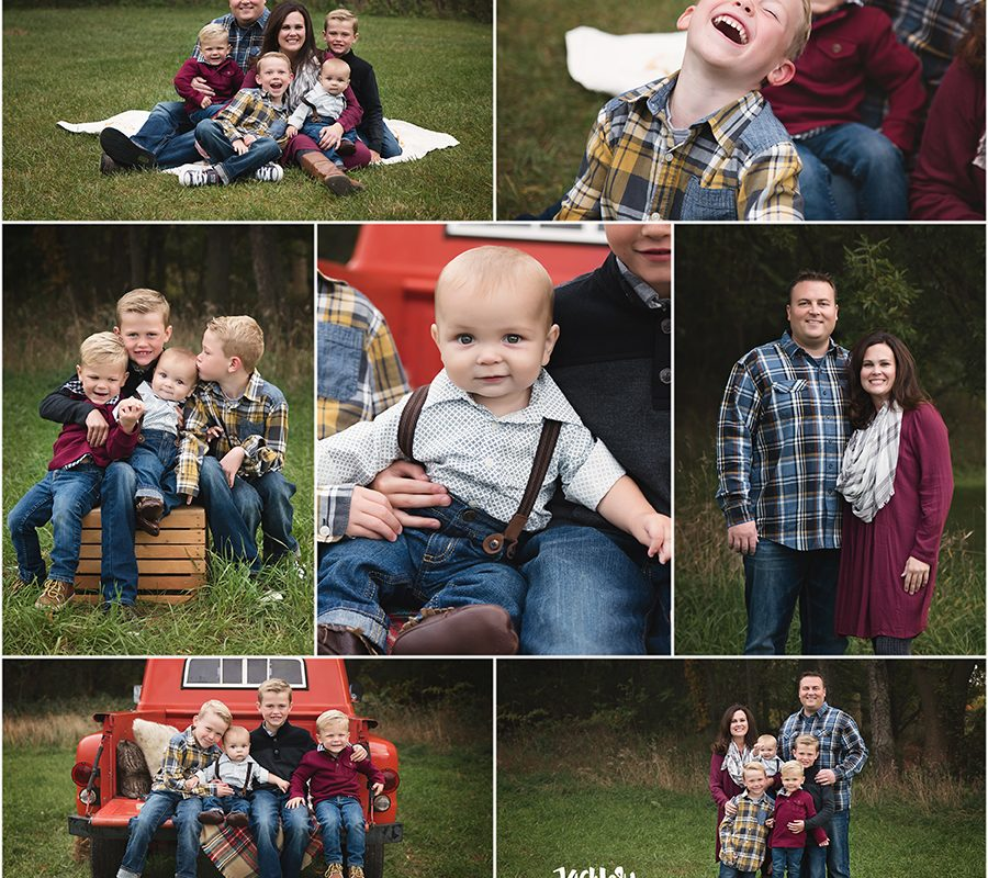 Fall {family mini sessions}