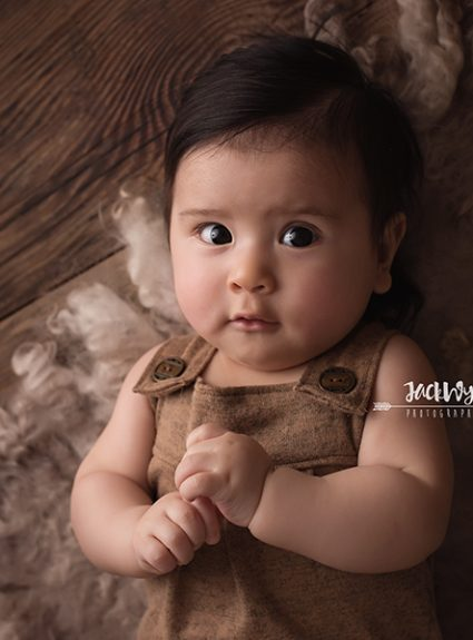 Caleb {6 month mini}