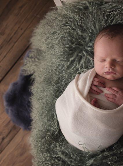 Jacob {newborn mini}