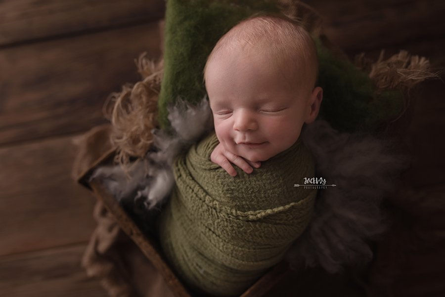 Landon {newborn mini}