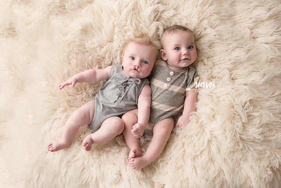 Morgan Twins {6 months}