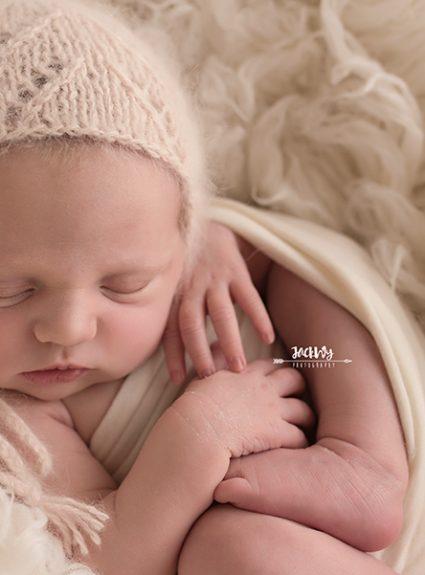 Quinn {newborn mini}