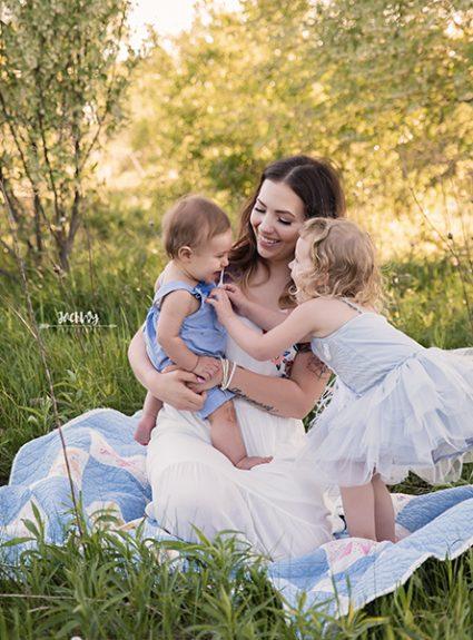 Oisten {mommy & me}