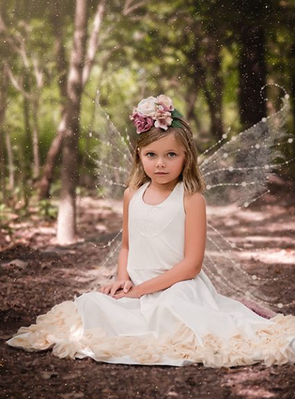 Sidney {woodland fairy}