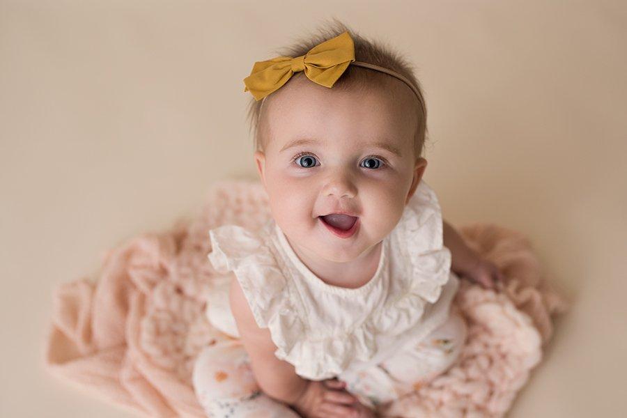 Evelyn {6 months}