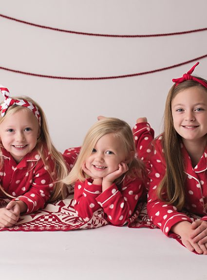 Heinritz {Christmas PJ Mini}
