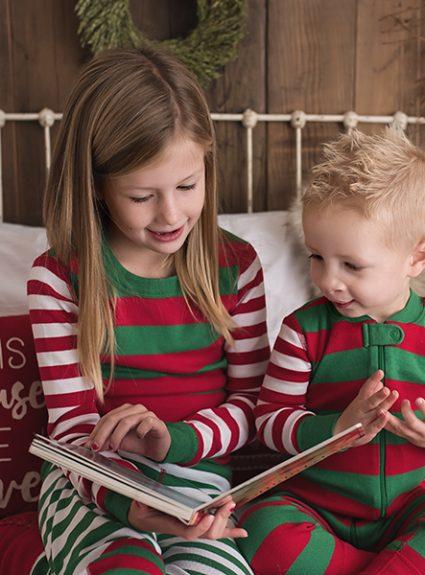Mannes {Christmas PJ Mini}