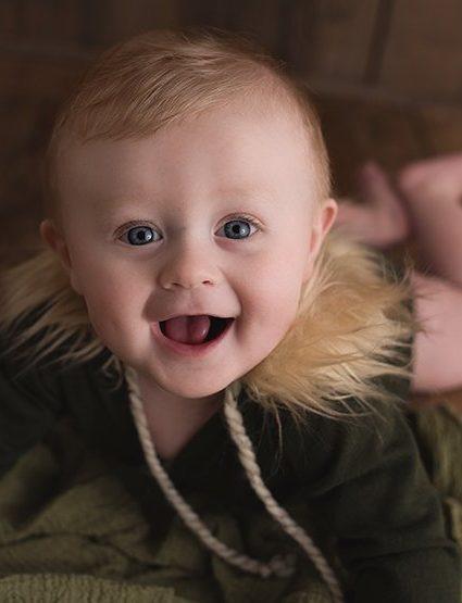 Brayden {6 months}