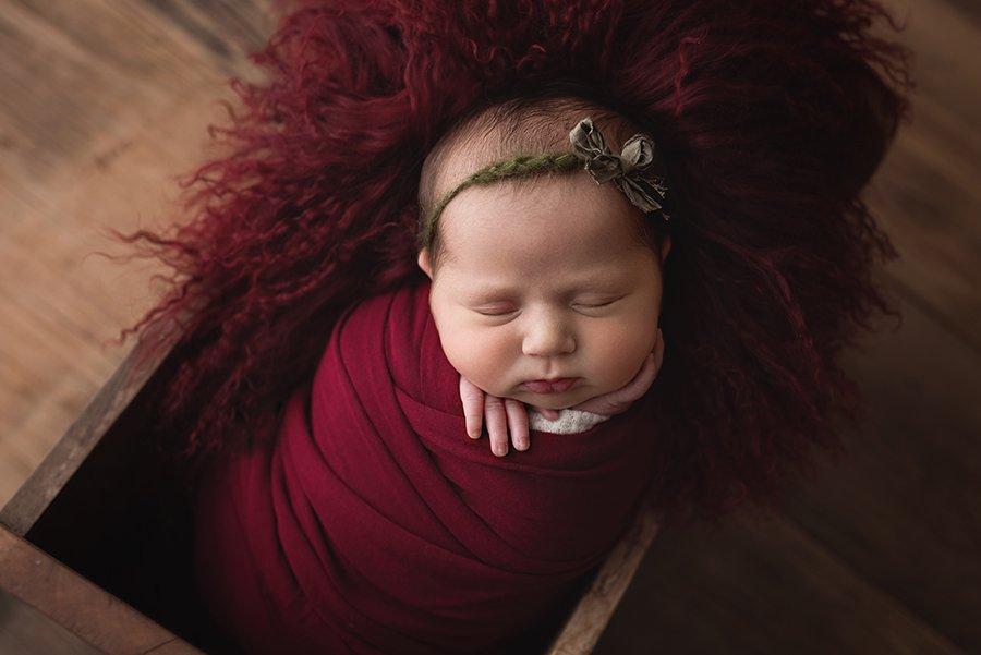Ruthie {newborn}