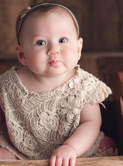 Ruthie {6 months}