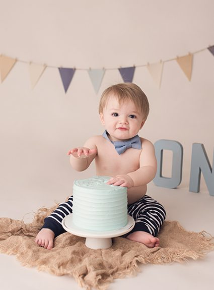 Jake {1 year cake smash}