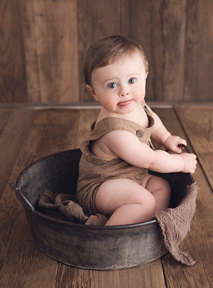 Luca {9 months}