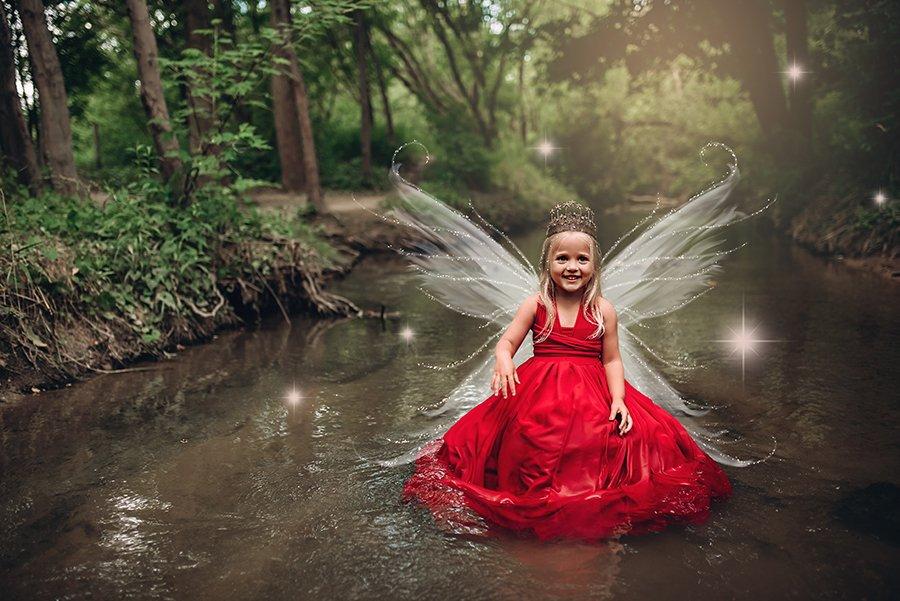 Raelynne {woodland fairy}