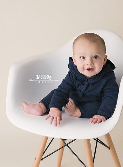 Tucker {9 month mini}