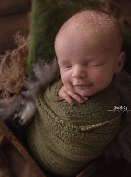 Landon {newborn mini}