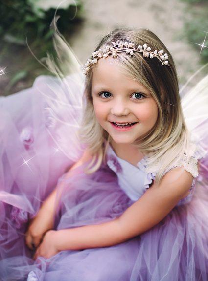 Gretchen {woodland fairy}