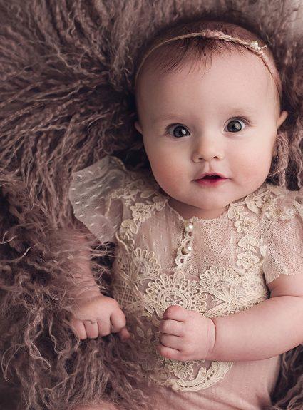 Olivia {6 months}