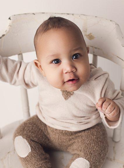 Michael {6 months}